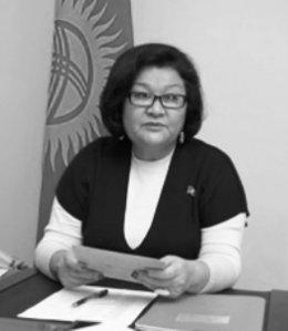 Ж.Жолдошева, депутат фракции «Ата Журт»: «Взбесившийся Текебаев и ...
